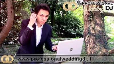 wedding dj matrimonio