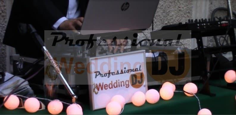 wedding deejay italy