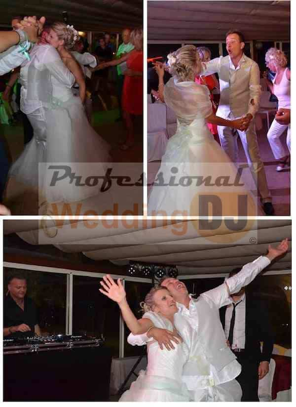 wedding dance dj