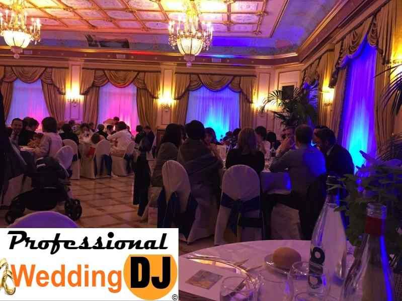 matrimonio dj musica stresa regina palace